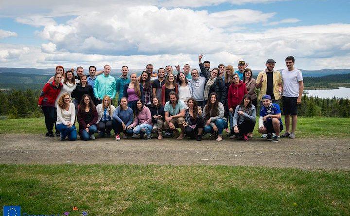 Experiencia de Cristina en un curso de formación en Noruega