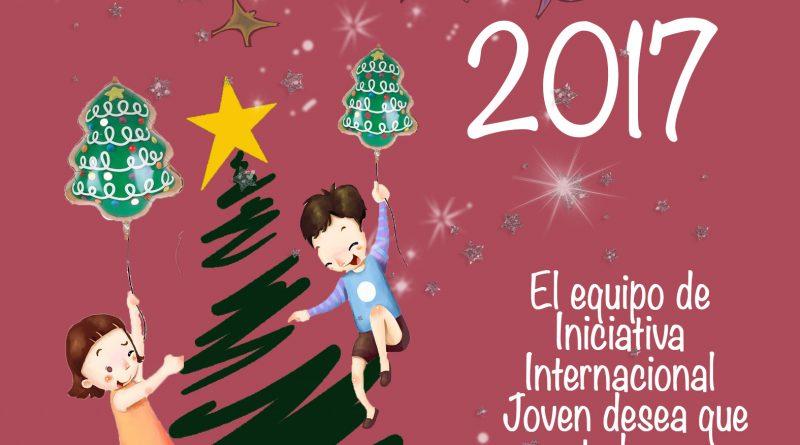 Feliz Navidad y Próspero 2017 – Merry Christmas and happy 2017
