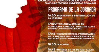 Violencia sexual en conflictos armados y Mujeres constructoras de la paz