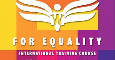"""Manual """"Empowering Women For Equality"""" educando para la igualdad"""