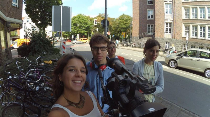 Experiencia de Sabela González como SVE en Münster, Alemania
