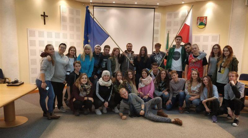 """Experiencia en el Intercambio """"Active Citizenship"""". Augustów (Polonia)."""