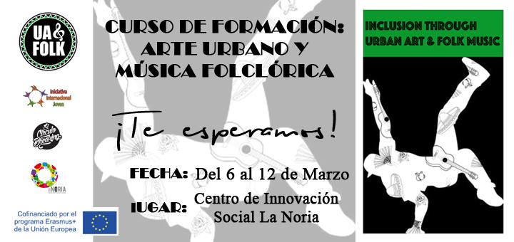 Participa en nuestro proyectoUA&Folk!
