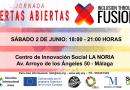 Inclusion through Fusion: jornada Puertas Abiertas