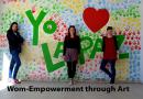 """Curso de Formación Internacional """"Wom-Empowerment through Art"""""""