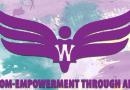 Wom-Empowerment through Art: Day 1