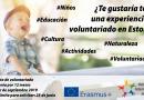 Tres plazas de voluntariado disponibles en Estonia