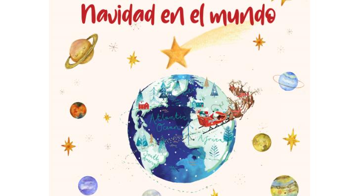 ¡La Navidad en el Mundo!