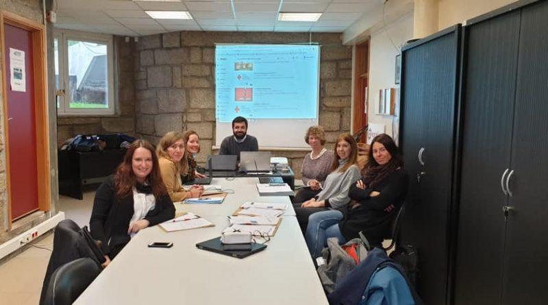 PRO-COMP: Formación en Portugal