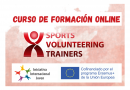 Sports Volunteering Trainers: Curso de Formación Online