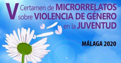 V Certamen de Microrrelatos sobre Violencia de Género en la Juventud