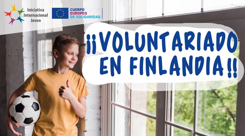 Voluntariado en Finlandia