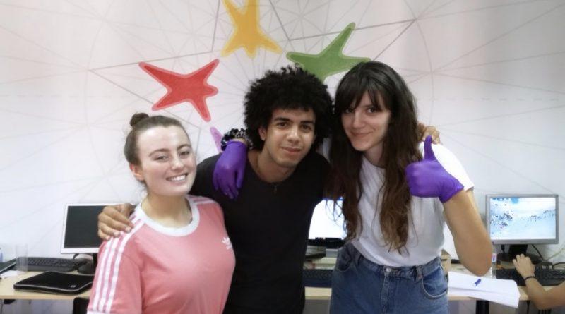 ¡Bienvenidos nuevos jóvenes voluntarios!