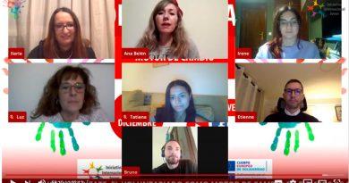 Voluntarízate: vídeo del directo
