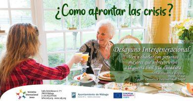 Desayuno Intergeneracional e Intercultural