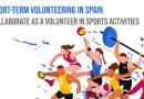 Sport for Change: volunteering in Spain