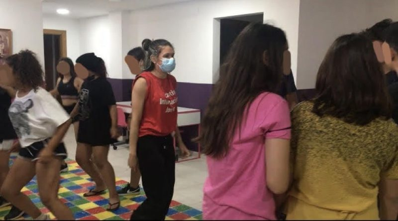 El Arte de la Paz en el Centro de Menores Ángeles Custodios