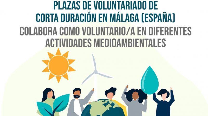 Colabora como voluntari@ en Málaga